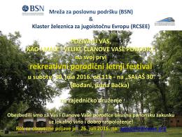 i Klaster železnica za jugoistočnu Evropu (RCSEE)