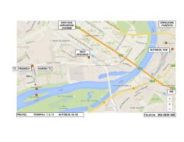 ADA Medjica - mapa pristupa 2