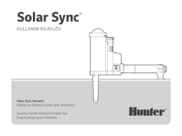 Solar Sync - Hunter Industries