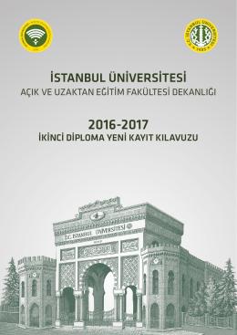 AUZEF`te İkinci Üniversite Kayıtları Başlıyor!