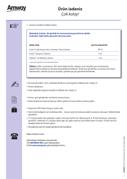 103660D4_returns instruction form(TR)Online