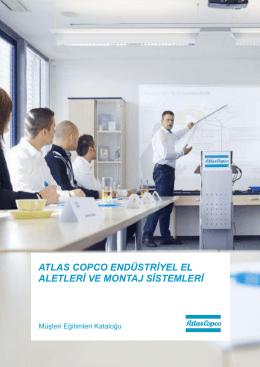 atlas copco endüstriyel el aletleri ve montaj sistemleri