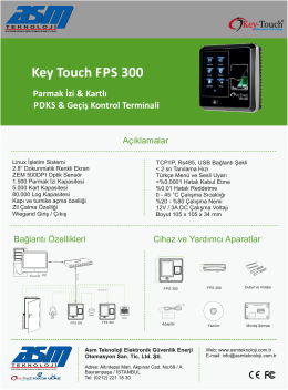 Key Touch FPS 300