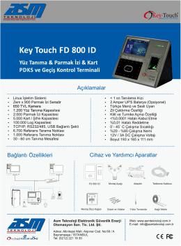 Key Touch FD 800 ID