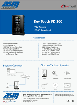 Key Touch FD 200