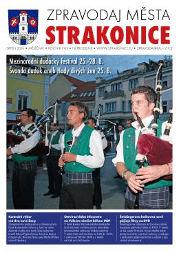 Mezinárodní dudácký festival 25.–28. 8. Švanda