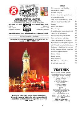 Vestnik Prosinec 2015