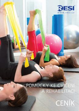 Hilfsmittel für Training und Rehabilitation (CZ)