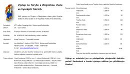 pozvánka - Camping club Rožnov