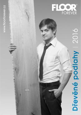 Akční katalog dřevěných podlah Floor Forever