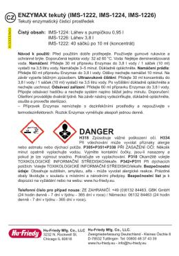 danger - Hu