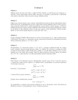 Cvi£ení 5 - physics.muni.cz physics.muni.cz