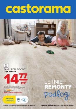 LETNIE REMONTY