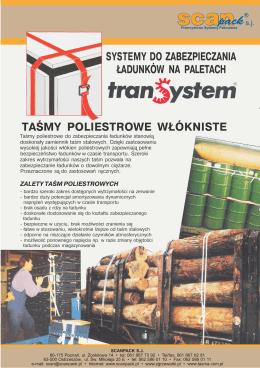 2. transystem - opakowania do zabezpieczania