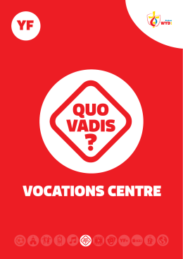 VOCATIONS CENTRE