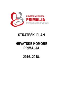 Strateški i operativni plan HKP-a