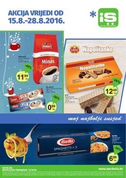 Preuzmite katalog  - Istarski Supermarketi doo