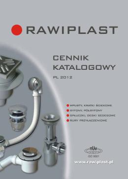 Cennik katalogowy_Rawiplast PL 2012 wers2