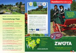 FamilienWanderung - Klingenthaler Wandersportverein eV