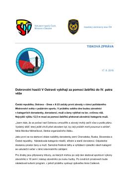 Tisková zpráva - prvni-zavoni-den_17082016