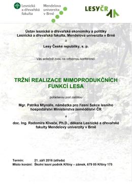 zde - Lesnická a dřevařská fakulta