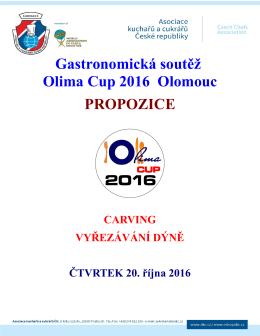 OLIMA CUP 2014