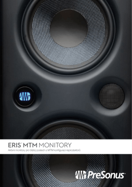 ERIS™ MTM MONITORY