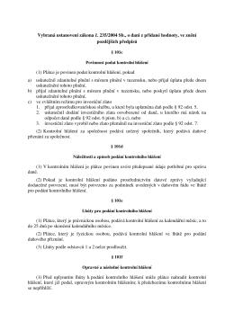 právní rámec