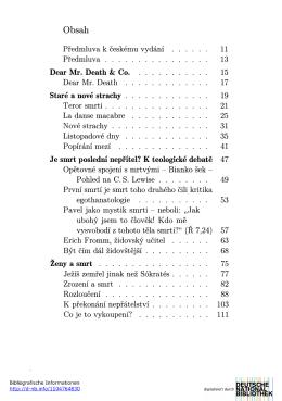Předmluva k Ceskému vydání . . . . . . 11 Předmluva