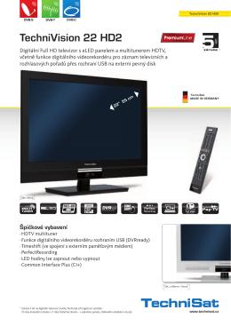 TechniVision 22 HD2