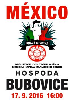 17.9.2016 mexický den u hospody mmxiv s mexickým jídlem