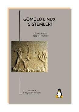 kapak - Gömülü Linux Sistemleri – UCanLinux