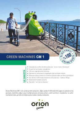 GM 1 Katalog