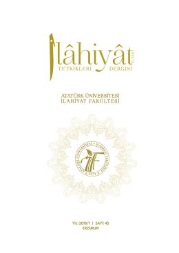 Untitled - Atatürk Üniversitesi