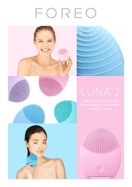foreo luna™ 2 kullanma kılavuzunu indirin