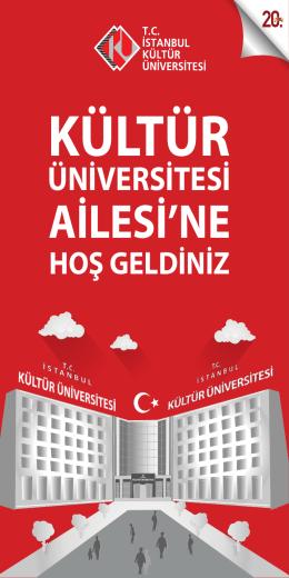 kültür - İstanbul Kültür Üniversitesi