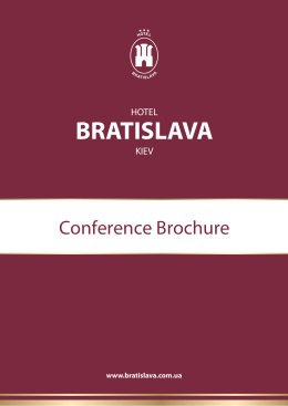 Bratislava )PUFM in Kiev