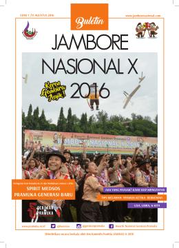 - Jambore Nasional X 2016