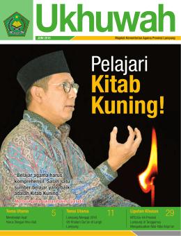 Ukhuwah Edisi Juni 2016 - Portal Kanwil Kementerian Agama
