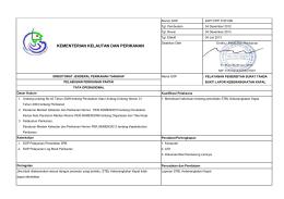 File SOP - Reformasi Birokrasi