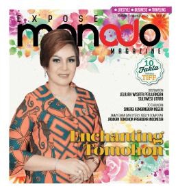 - Expose Manado Magazine