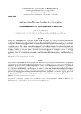 this PDF file - Jurnal Kedokteran Brawijaya