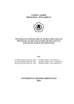 - ung repository - Universitas Negeri Gorontalo