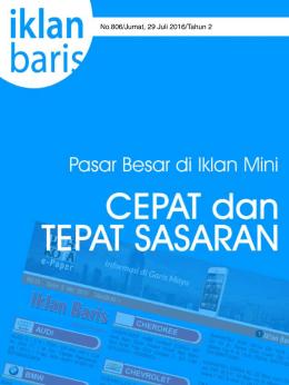 Iklan Baris