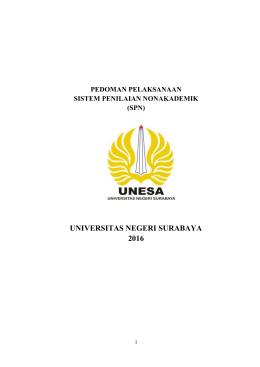 universitas negeri surabaya 2016