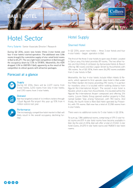 hotel - Colliers International