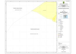 peta rencana kawasan strategis