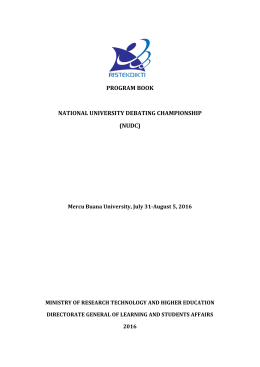 program book national university debating