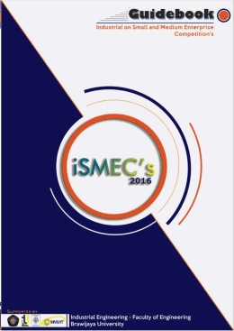 SILABUS iSMEC`s 2016