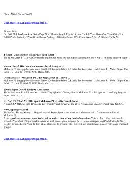 Ebook 200plr Super Oto P1 / Johnie Perreault